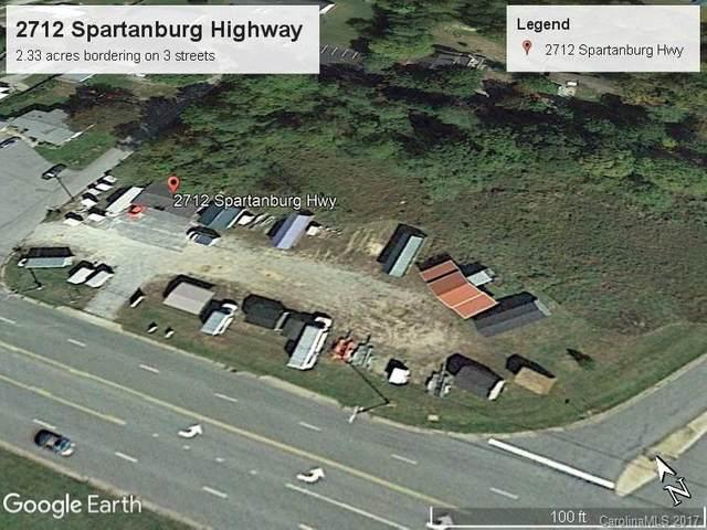 2712 Spartanburg Highway, East Flat Rock, NC 28726 (#3342923) :: Home Finder Asheville