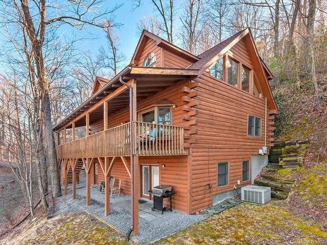 394 Hickory Drive, Waynesville, NC 28786 (#3359009) :: Rinehart Realty
