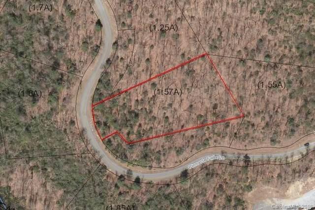 685 Pinnacle Falls Lane #22, Zirconia, NC 28790 (#3361975) :: Stephen Cooley Real Estate Group