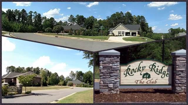 1007 Rocky Ridge Drive, Cherryville, NC 28021 (MLS #3366736) :: RE/MAX Journey