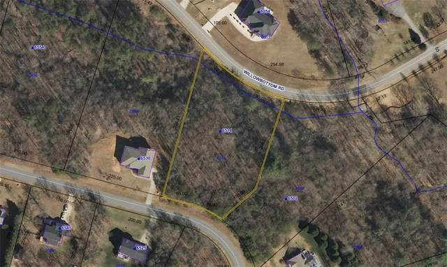 6514 Willowbottom Road #40, Hickory, NC 28602 (#3372627) :: Premier Realty NC