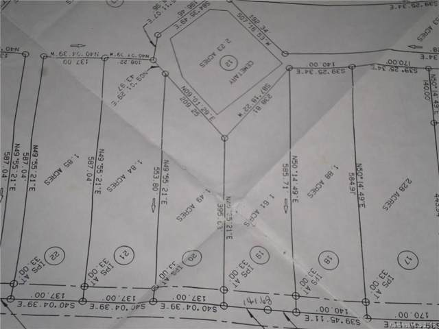 none Mountain Gap Road Lot 20 Appaloos, Richburg, SC 29729 (#3373090) :: Austin Barnett Realty, LLC