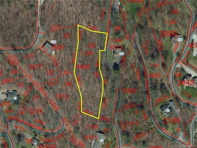 Lot 29 Hideaway Drive, Canton, NC 28716 (#3396823) :: Keller Williams South Park