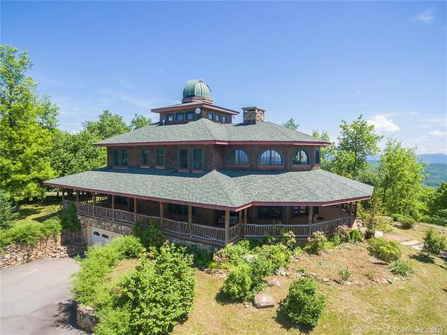 3250 Sand Branch Road, Black Mountain, NC 28711 (#3399609) :: High Performance Real Estate Advisors