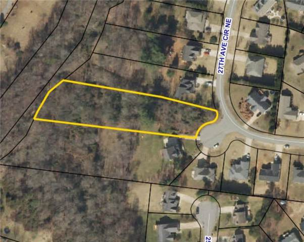 2458 27TH AVE Circle NE, Hickory, NC 28601 (#3404831) :: Miller Realty Group