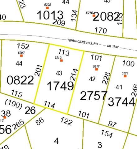 5213 Hurricane Hill Road, Granite Falls, NC 28630 (#3405237) :: Johnson Property Group - Keller Williams