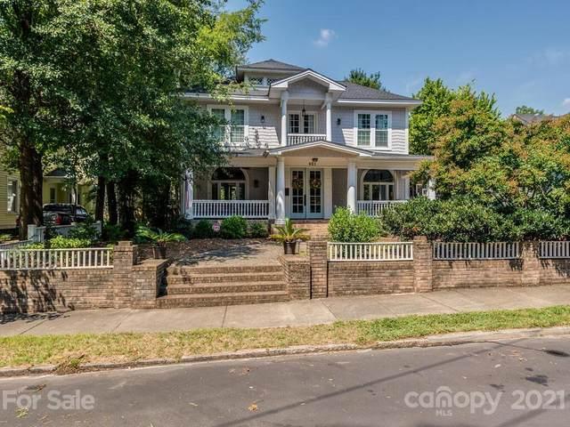 421 Louise Avenue, Charlotte, NC 28204 (#3414048) :: Exit Realty Elite Properties