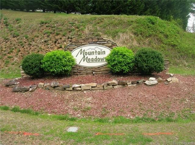 122 Hidden Knoll Drive #44, Hendersonville, NC 28792 (#3414689) :: Robert Greene Real Estate, Inc.