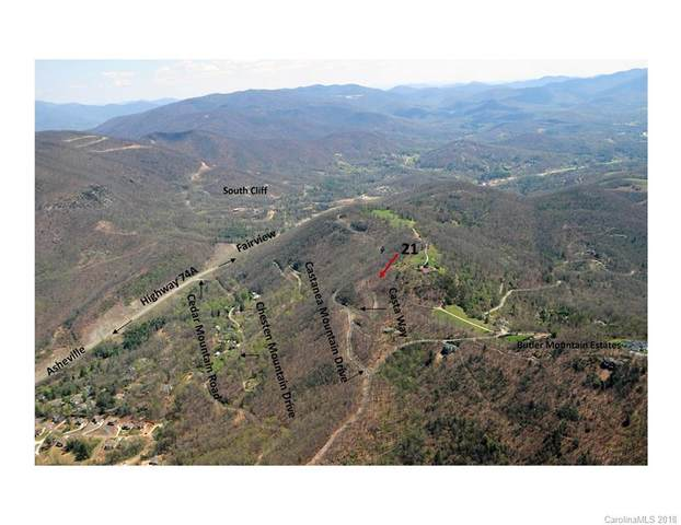 21 Casta Way 4A, Asheville, NC 28803 (#3415763) :: Carlyle Properties