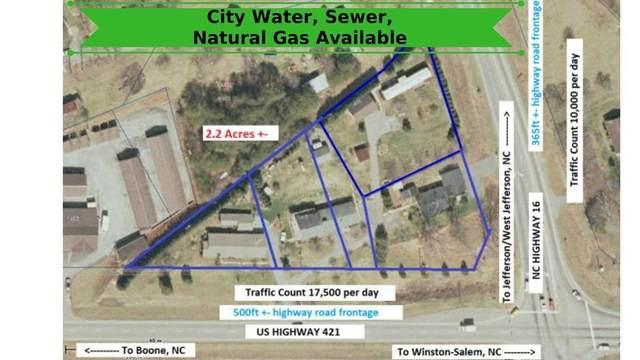 000 Hwy 421 Highway N, Wilkesboro, NC 28697 (#3420363) :: BluAxis Realty