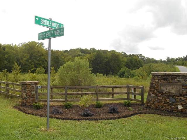 459 Bridlewood Drive #5, Gold Hill, NC 27511 (#3420664) :: IDEAL Realty