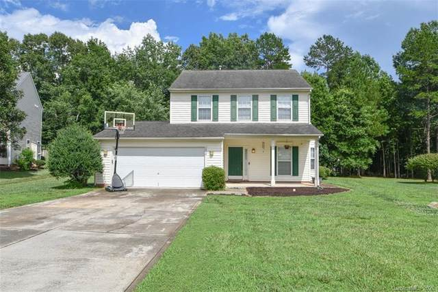 2418 Kings Farm Way, Indian Trail, NC 28079 (#3423470) :: Keller Williams South Park