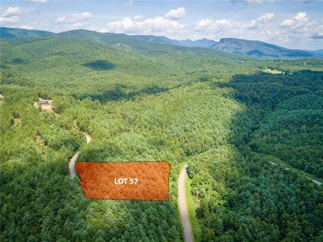 9587 Shortoff View Terrace Lot#57, Nebo, NC 28761 (#3424953) :: Home and Key Realty
