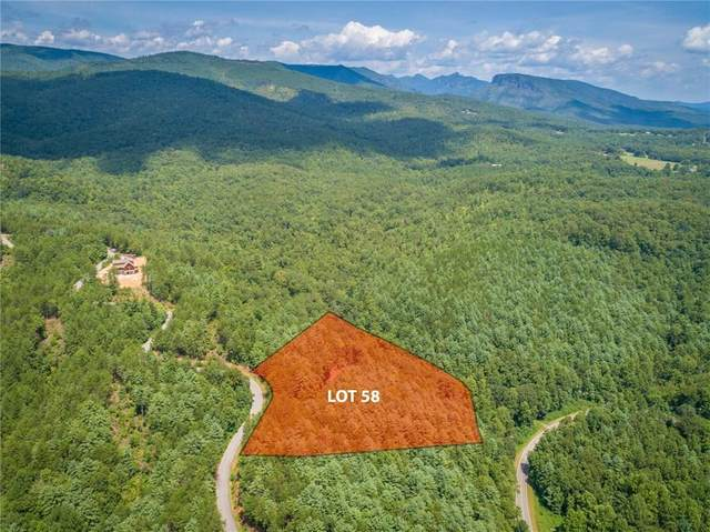 9533 Shortoff View Terrace Lot# 58, Nebo, NC 28761 (#3424964) :: Homes with Keeley | RE/MAX Executive