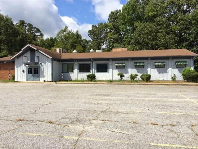 1205 N Salisbury Avenue, Spencer, NC 28159 (#3425502) :: LePage Johnson Realty Group, LLC
