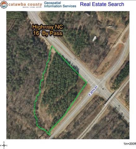 0000 E 20th Street E, Newton, NC 28658 (#3428614) :: Exit Realty Vistas