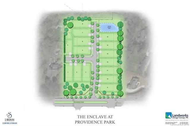 2006 Enclave Park Drive #9, Charlotte, NC 28211 (#3430722) :: Ann Rudd Group