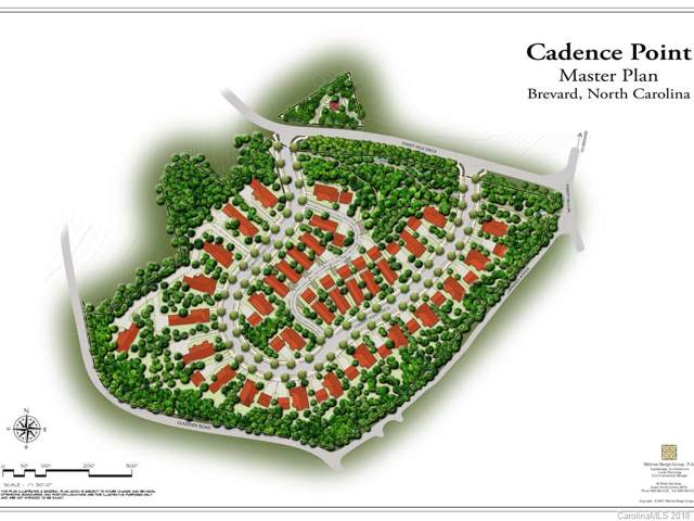 Lot 18 Cadence Circle #18, Brevard, NC 28712 (#3433695) :: Rowena Patton's All-Star Powerhouse