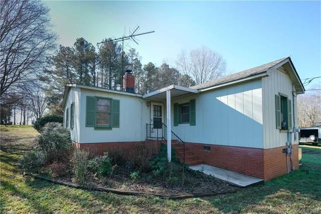 6110 S Rocky River Road, Monroe, NC 28112 (#3443703) :: Burton Real Estate Group