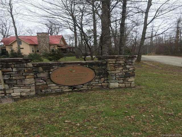 LOT 6 Spring Creek Lane, Saluda, NC 28773 (#3460760) :: Premier Realty NC