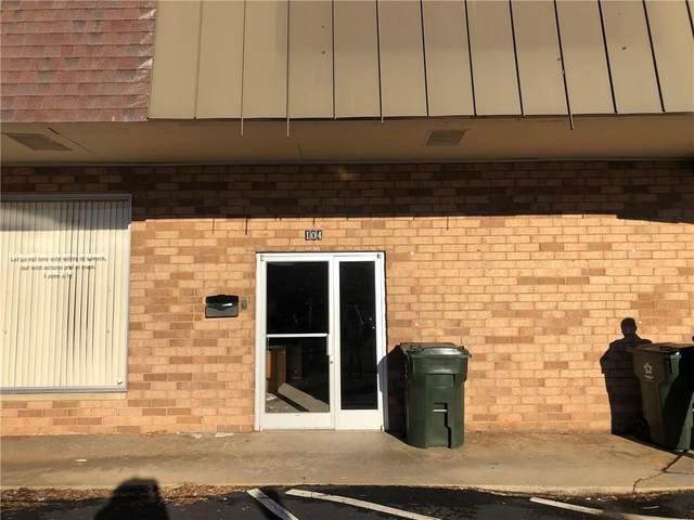 104A Fairway Shopping Center Street, Hudson, NC 28638 (#3466460) :: BluAxis Realty
