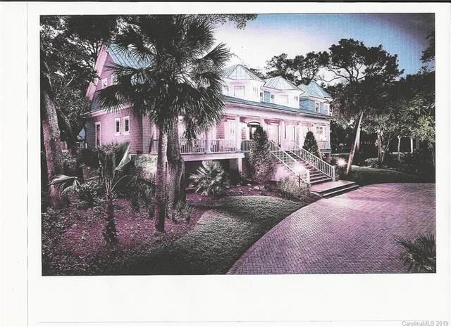 578 Remora Drive, Beaufort, SC 29920 (#3470410) :: BluAxis Realty