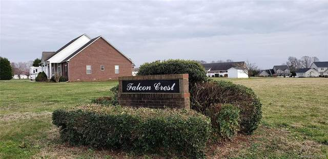 214 Falcon Crest Lane #20, Salisbury, NC 28147 (#3471040) :: Stephen Cooley Real Estate Group