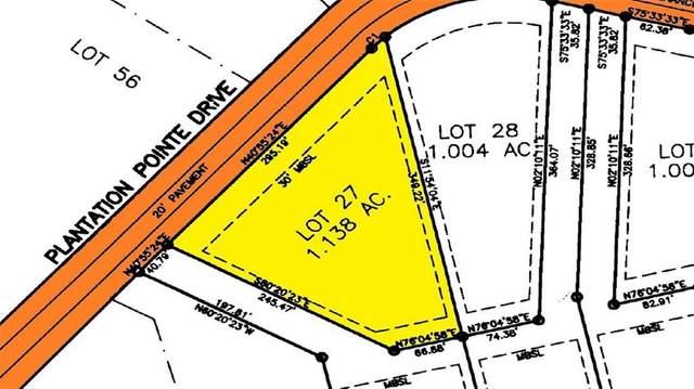 6187 Plantation Pointe Drive #27, Granite Falls, NC 28630 (#3473432) :: Rinehart Realty