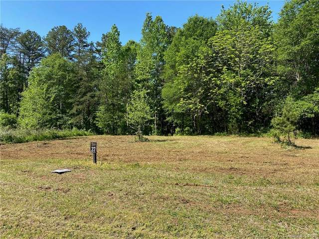 160 Slate Lane #37, Statesville, NC 28625 (MLS #3480687) :: RE/MAX Journey