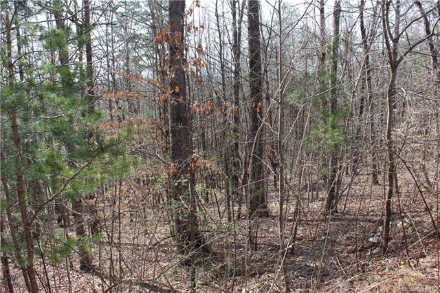 Lot 14 Woodchuck Lane, Marion, NC 28752 (#3483459) :: Lake Wylie Realty