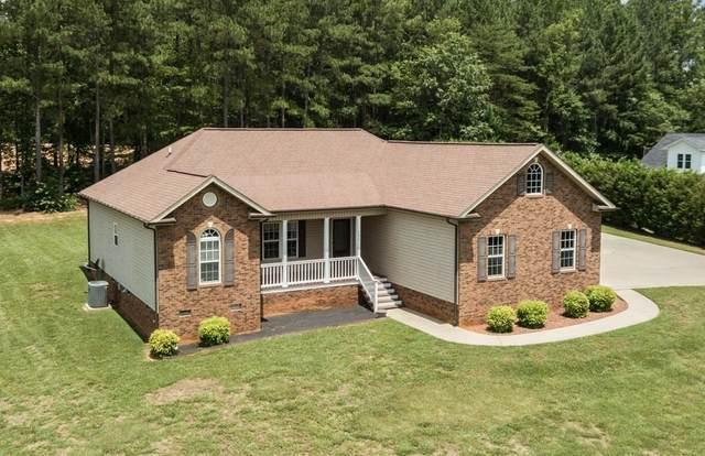 7676 Church Road, Taylorsville, NC 28681 (#3487490) :: Rinehart Realty