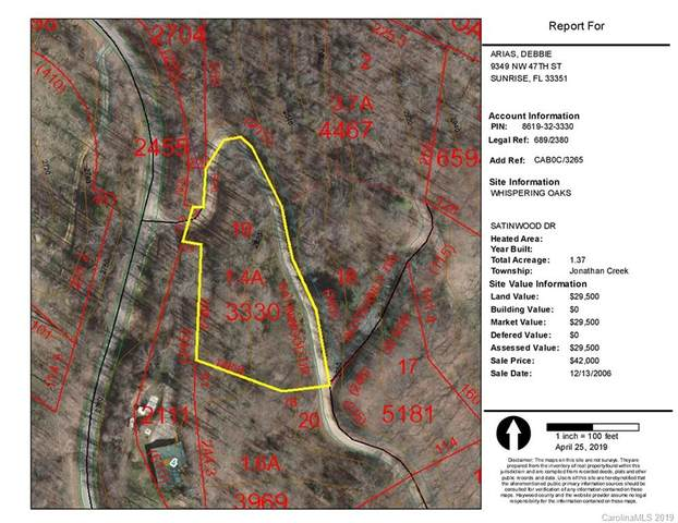 Lot#19 Satinwood Drive Lot 19, Waynesville, NC 28785 (#3489061) :: Stephen Cooley Real Estate Group