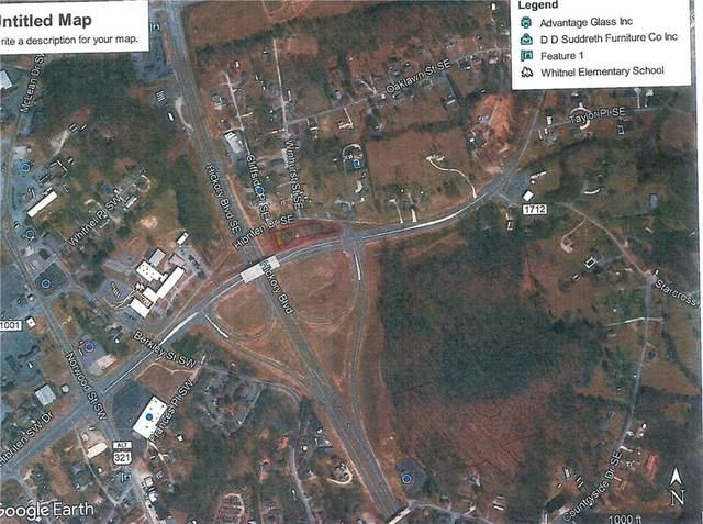 N/A Hibriten Drive, Lenoir, NC 28645 (#3489755) :: Besecker Homes Team