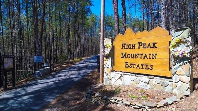 3791 Mountain Vista Drive #26, Morganton, NC 28655 (#3490224) :: The Premier Team at RE/MAX Executive Realty