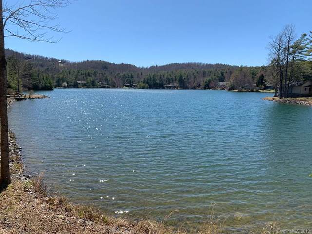 Lot 126/128 Eagle Lake Drive, Brevard, NC 28712 (#3490346) :: The Allen Team