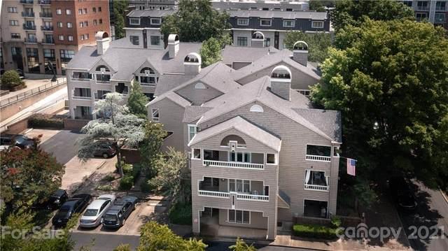 212 W 10th Street #6, Charlotte, NC 28202 (#3491570) :: LePage Johnson Realty Group, LLC