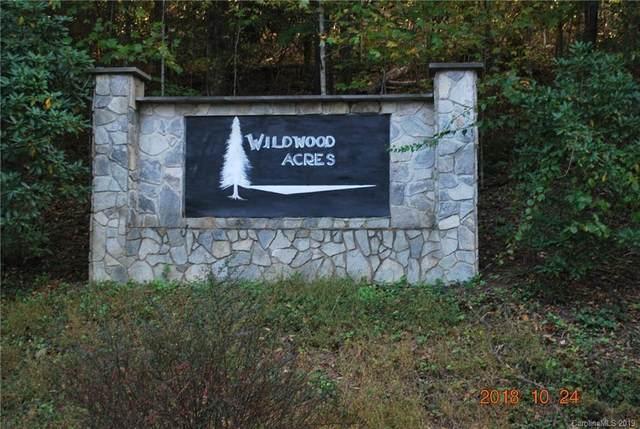 Lot 22 Wildwood Acres Road #22, Marion, NC 28752 (#3495488) :: Carlyle Properties