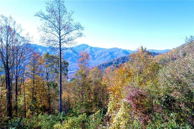 Lot 4 Big Boulder Ridge, Maggie Valley, NC 28751 (#3497487) :: Premier Realty NC