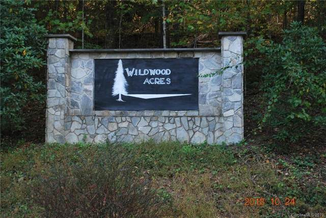 Lot 8 Wildwood Mountain Lane #8, Marion, NC 28752 (#3499321) :: Carlyle Properties