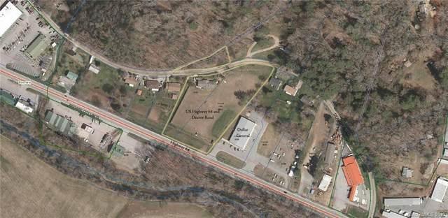 000 New Hendersonville Highway, Pisgah Forest, NC 28768 (#3505565) :: LePage Johnson Realty Group, LLC