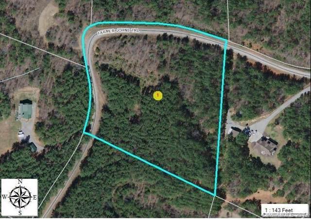 0 Farmer Johns Trail, Rutherfordton, NC 28139 (#3505984) :: Rinehart Realty