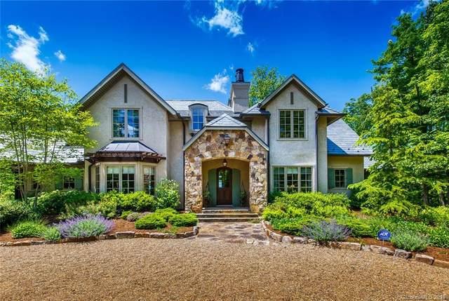 209 Chestnut Oak Lane, Pisgah Forest, NC 28768 (#3508653) :: Premier Realty NC