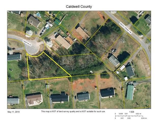 4865 Thistle Court #75, Granite Falls, NC 28630 (#3509780) :: Rinehart Realty