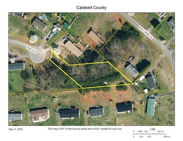 4870 Thistle Court #74, Granite Falls, NC 28630 (#3509783) :: Rinehart Realty