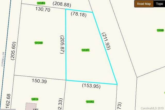 0 Correll Drive, Lincolnton, NC 28092 (#3510112) :: Robert Greene Real Estate, Inc.