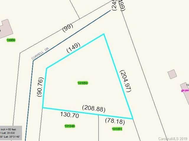 0 Correll Drive, Lincolnton, NC 28092 (#3510116) :: Robert Greene Real Estate, Inc.