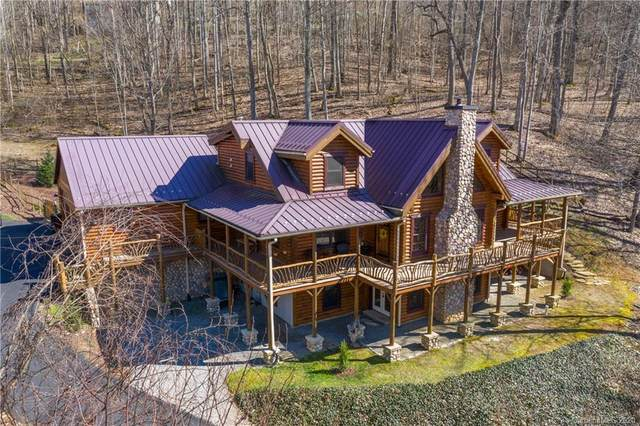 691 Henry Dingus Way, Maggie Valley, NC 28751 (#3510634) :: LePage Johnson Realty Group, LLC