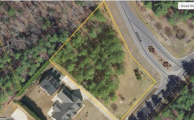 Lot 5 Church Road #5, Taylorsville, NC 28681 (#3512388) :: Stephen Cooley Real Estate Group
