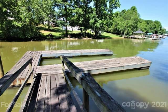 Lot 1 Pine Moss Lane Lot 1, Lake Wylie, SC 29710 (#3513700) :: Carmen Miller Group