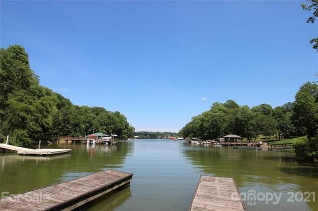 Lot 4 Pine Moss Lane Lot 4, Lake Wylie, SC 29710 (#3513738) :: Carmen Miller Group